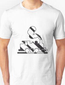 dampflok railroad toy T-Shirt