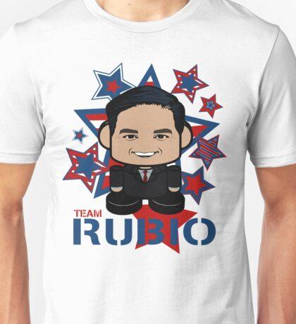 Team Rubio Politico'bot Toy Robot Unisex T-Shirt