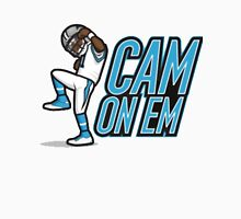 Dab on them cam newton Unisex T-Shirt