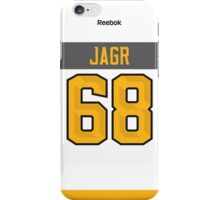 Florida Panthers Jaromir Jagr NHL All-Star White Jersey Back Phone Case iPhone Case/Skin