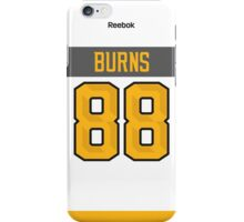San Jose Sharks Brent Burns NHL All-Star White Jersey Back Phone Case iPhone Case/Skin