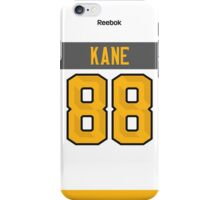 Chicago Blackhawks Patrick Kane NHL All-Star White Jersey Back Phone Case iPhone Case/Skin
