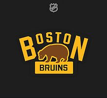 Boston Bruins 2016 Winter Classic Jersey by Russ Jericho