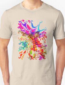 Fractal Splash T-Shirt