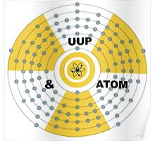 Up & Atom! Poster