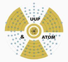 Up & Atom! One Piece - Short Sleeve