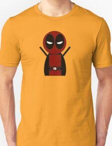 Red & Black Kokeshi T-Shirt
