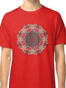 Psychedelic ornament Classic T-Shirt