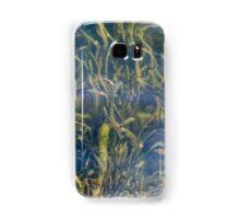 algae in the lake Samsung Galaxy Case/Skin