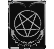 Satanic Skull iPad Case/Skin