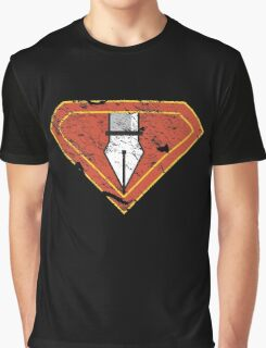 Ps/Ai Superheroes Graphic T-Shirt
