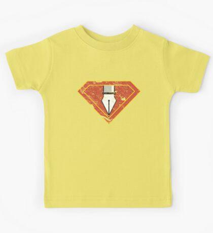 Ps/Ai Superheroes Kids Tee