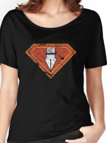 Ps/Ai Superheroes Women's Relaxed Fit T-Shirt