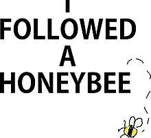 Castiel followed a Honeybee by Schntzlkuchn