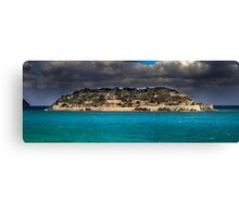 The lepers island Canvas Print