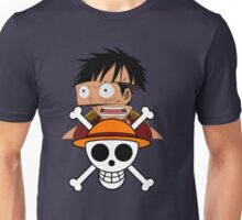 Luffi 0002 - One Piece Unisex T-Shirt