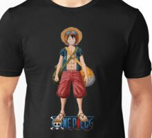 Luffi 0004 - One Piece Unisex T-Shirt