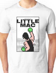 Punch-Out - Little Mac Rocky Poster Unisex T-Shirt