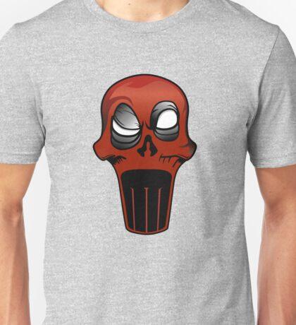 Red Soul-less Man Unisex T-Shirt
