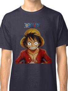 Luffi 0008 - One Piece Classic T-Shirt