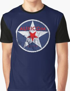 Wipeout - Auricom - 50s Style Graphic T-Shirt