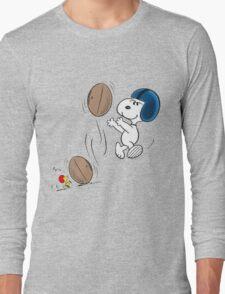 snoopy sport Long Sleeve T-Shirt