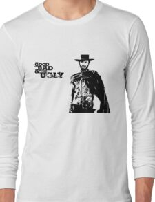 The Man With No Name - ONE:Print Long Sleeve T-Shirt