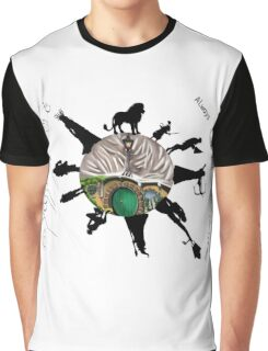 Narnia meets Middle earth  Graphic T-Shirt