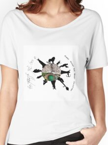 Narnia meets Middle earth  Women's Relaxed Fit T-Shirt