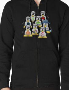 Linux Distro T-Shirt