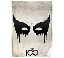 The 100 - Lexa Poster