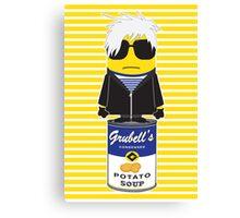 Grubell's Potato Soup Canvas Print
