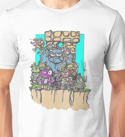who watches the troll bridge? Unisex T-Shirt