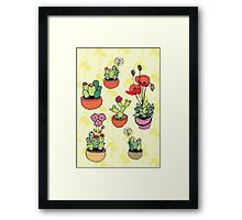 Botanical Wonder Framed Print