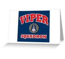 Viper Squadron Greeting Card