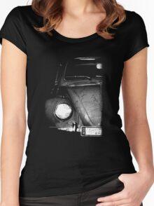vw käfer, volkswagen käfer typ1, vintage Women's Fitted Scoop T-Shirt