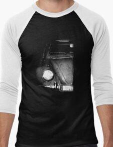 vw käfer, volkswagen käfer typ1, vintage Men's Baseball ¾ T-Shirt