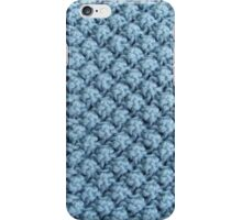 Hand Knitting Pattern Design iPhone Case/Skin