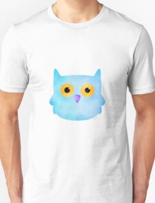 Pale Blue Owl T-Shirt
