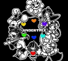 Undertale by Kutai-Kingdoom