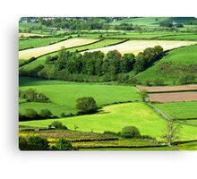 North Yorkshire Moors Canvas Print