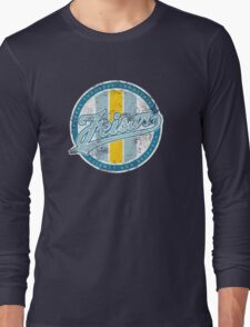 Wipeout - Feisar - 50s Style Long Sleeve T-Shirt