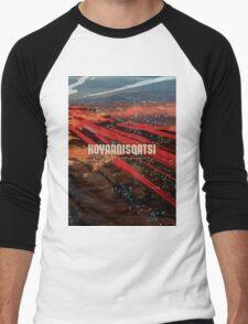 Koyaanisqatsi Poster Men's Baseball ¾ T-Shirt