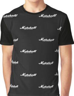 Marshall Amps Graphic T-Shirt