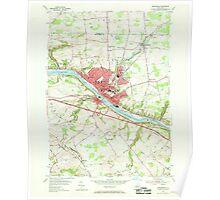 New York NY Amsterdam 136623 1954 24000 Poster