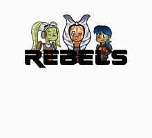 Women of Rebels Unisex T-Shirt
