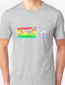 Robot Unicorn Attack Unisex T-Shirt