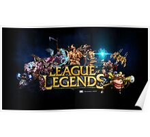 Logo  - LoL Champion Poster