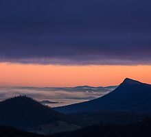 Mist in the Mountains 2 by Steve Pole
