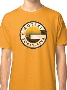 Wipeout - Goteki - 50s Style Classic T-Shirt